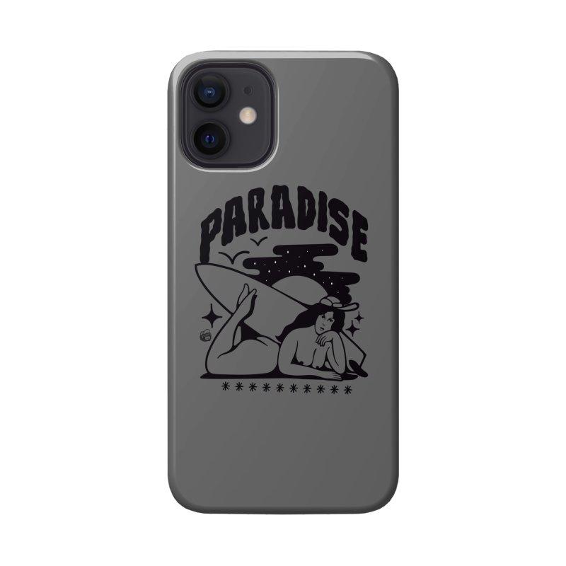 PARADISE Accessories Phone Case by Mico Jones Artist Shop