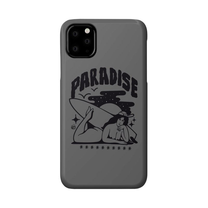 PARADISE Accessories Phone Case by Mico Jones Artist Shop