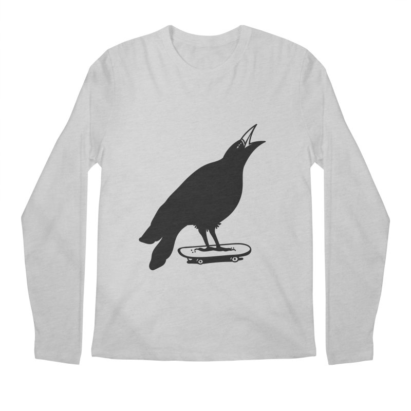 SKATE 4EVER  Men's Longsleeve T-Shirt by Mico Jones Artist Shop