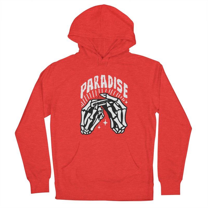 PARADISE 2 Men's Pullover Hoody by Mico Jones Artist Shop