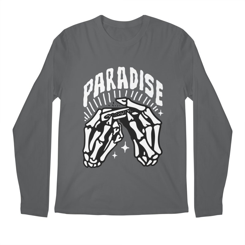 PARADISE 2 Men's Longsleeve T-Shirt by Mico Jones Artist Shop