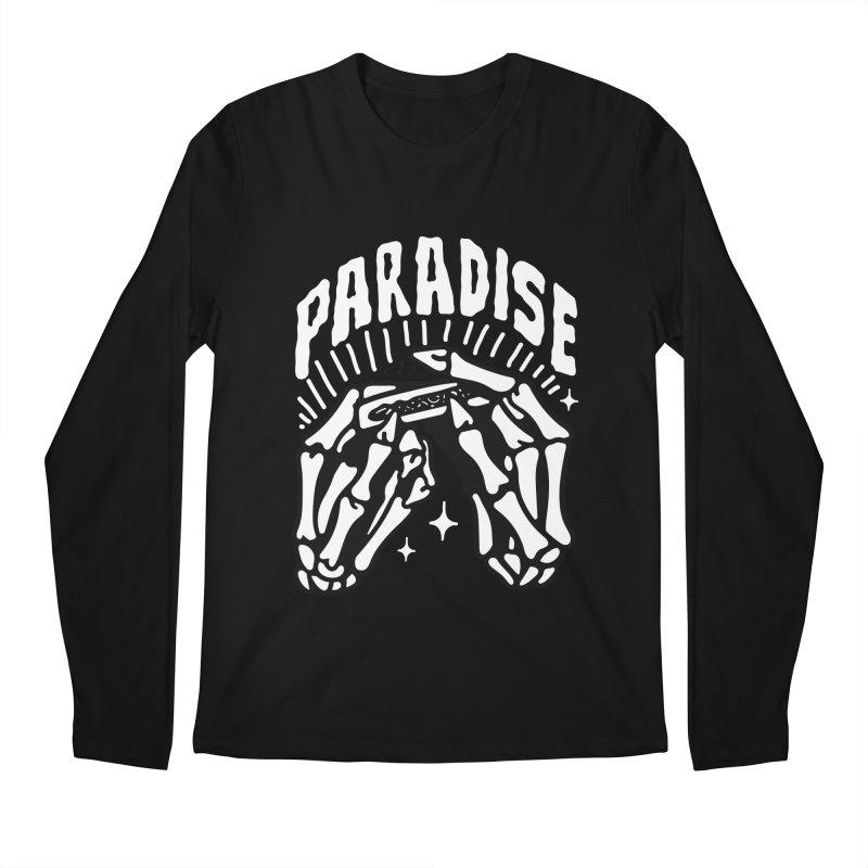 PARADISE 2 Men's Longsleeve T-Shirt by Mico Jones Artist Shop