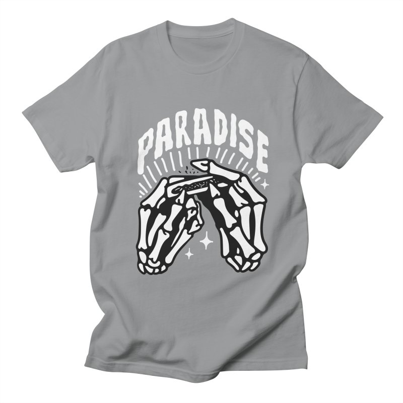 PARADISE 2 Men's T-Shirt by Mico Jones Artist Shop