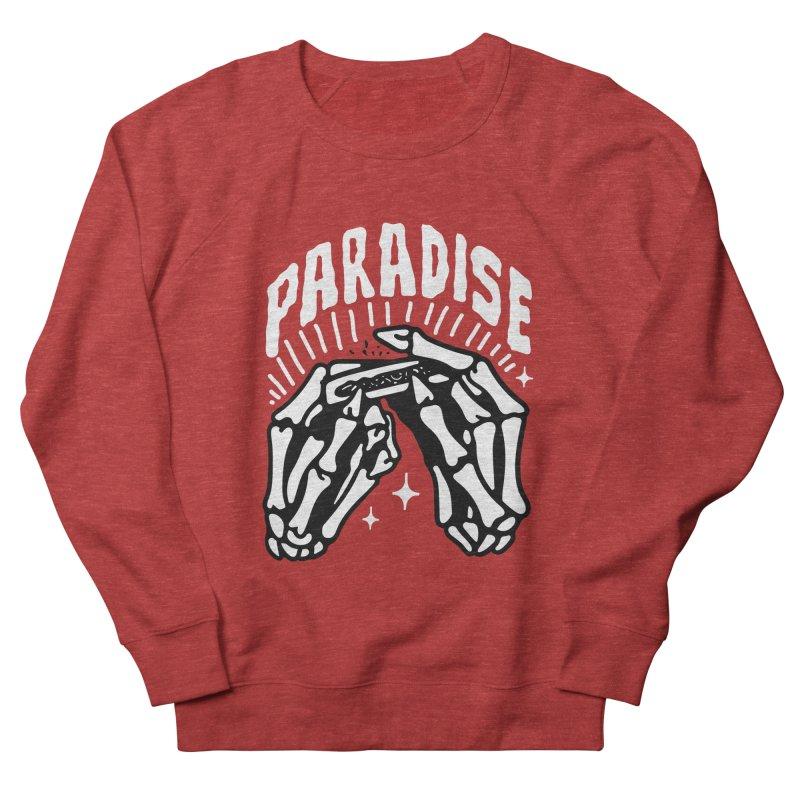 PARADISE 2 Women's Sweatshirt by Mico Jones Artist Shop