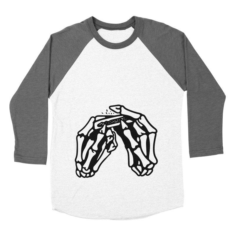 PARADISE 2 Women's Baseball Triblend T-Shirt by Mico Jones Artist Shop