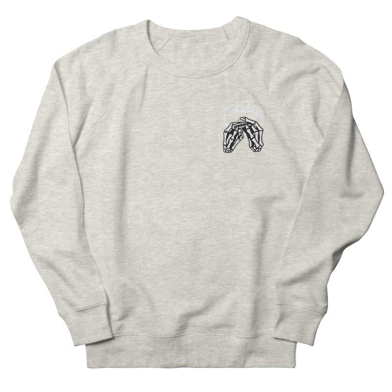 PARADISE 2 POCKET Women's Sweatshirt by Mico Jones Artist Shop