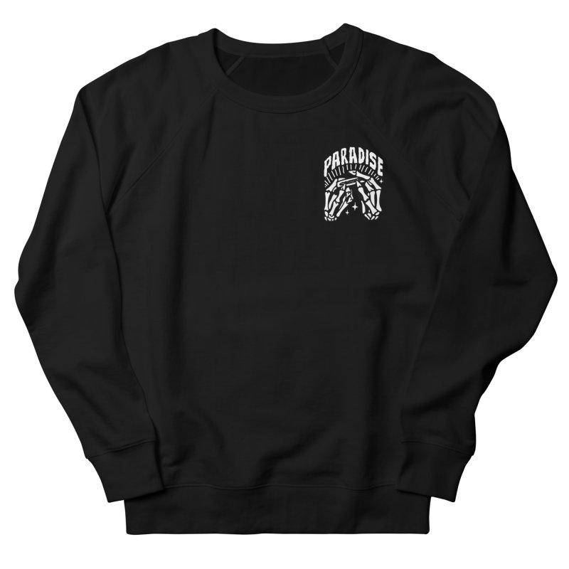 PARADISE 2 POCKET Men's Sweatshirt by Mico Jones Artist Shop
