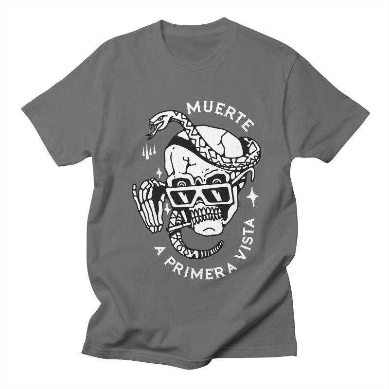 DEATH AT FIRST SIGHT Women's Unisex T-Shirt by Mico Jones Artist Shop