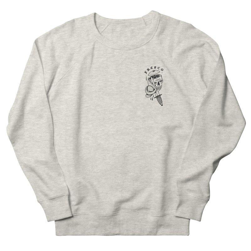 FRESCO FRESH Women's Sweatshirt by Mico Jones Artist Shop