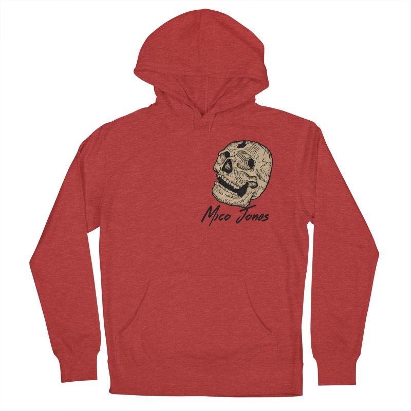 DEAD Women's Pullover Hoody by Mico Jones Artist Shop