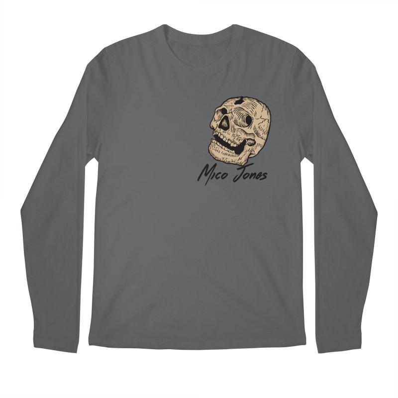 DEAD Men's Longsleeve T-Shirt by Mico Jones Artist Shop