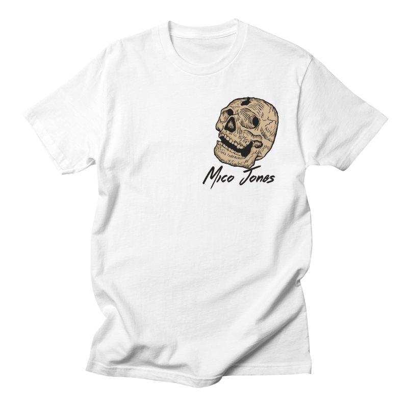 DEAD Men's T-Shirt by Mico Jones Artist Shop