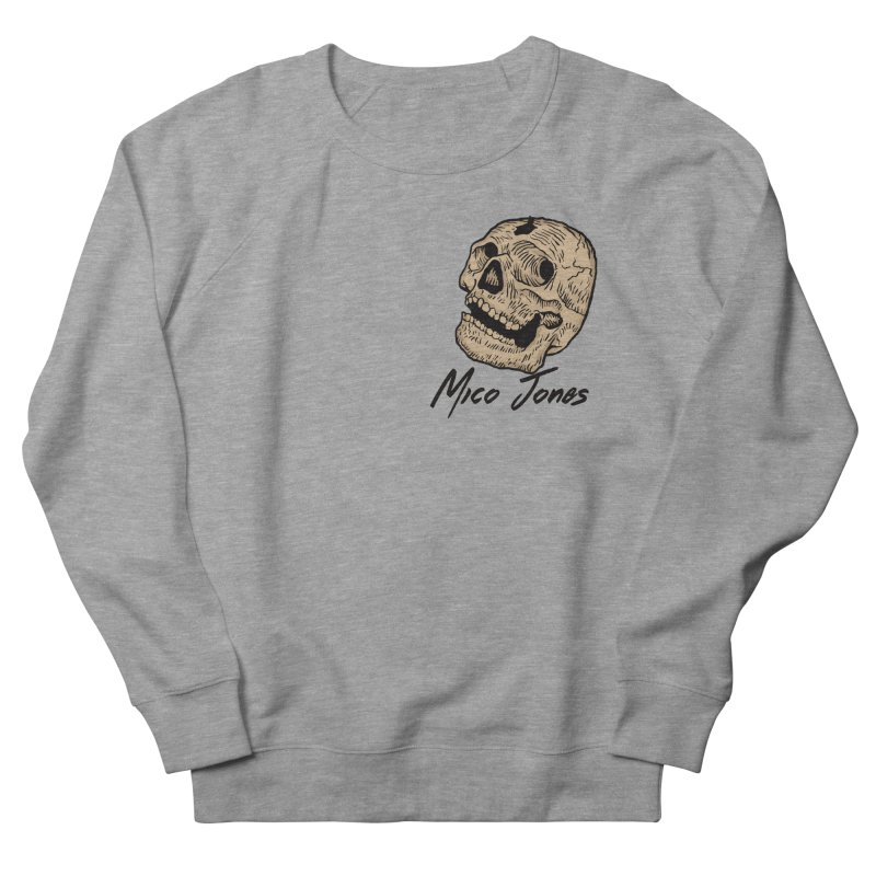 DEAD Men's Sweatshirt by Mico Jones Artist Shop