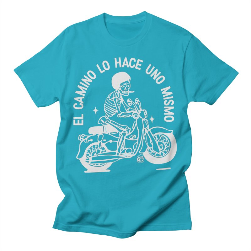 EL CAMINO Men's T-Shirt by Mico Jones Artist Shop