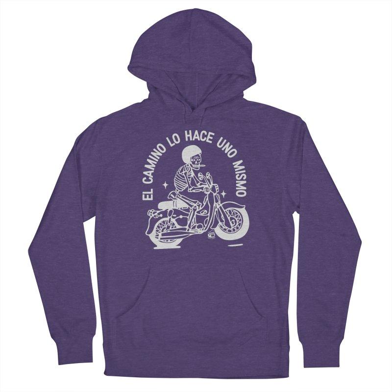 EL CAMINO Men's Pullover Hoody by Mico Jones Artist Shop