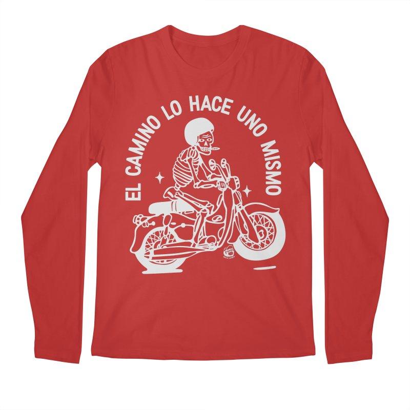 EL CAMINO Men's Longsleeve T-Shirt by Mico Jones Artist Shop