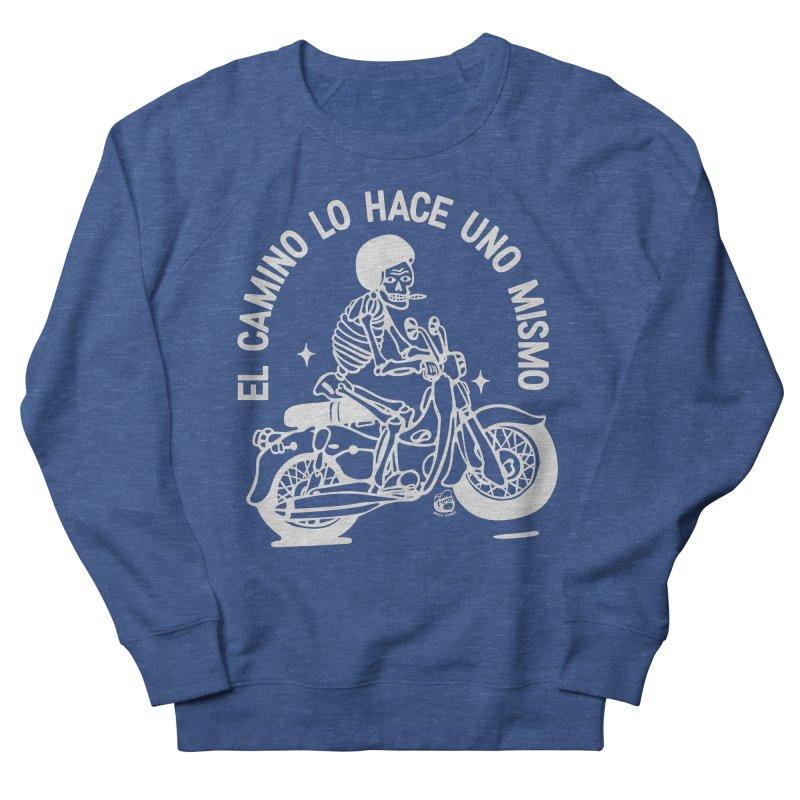 EL CAMINO Men's Sweatshirt by Mico Jones Artist Shop