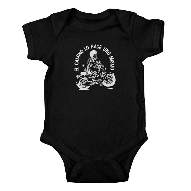 EL CAMINO Kids Baby Bodysuit by Mico Jones Artist Shop