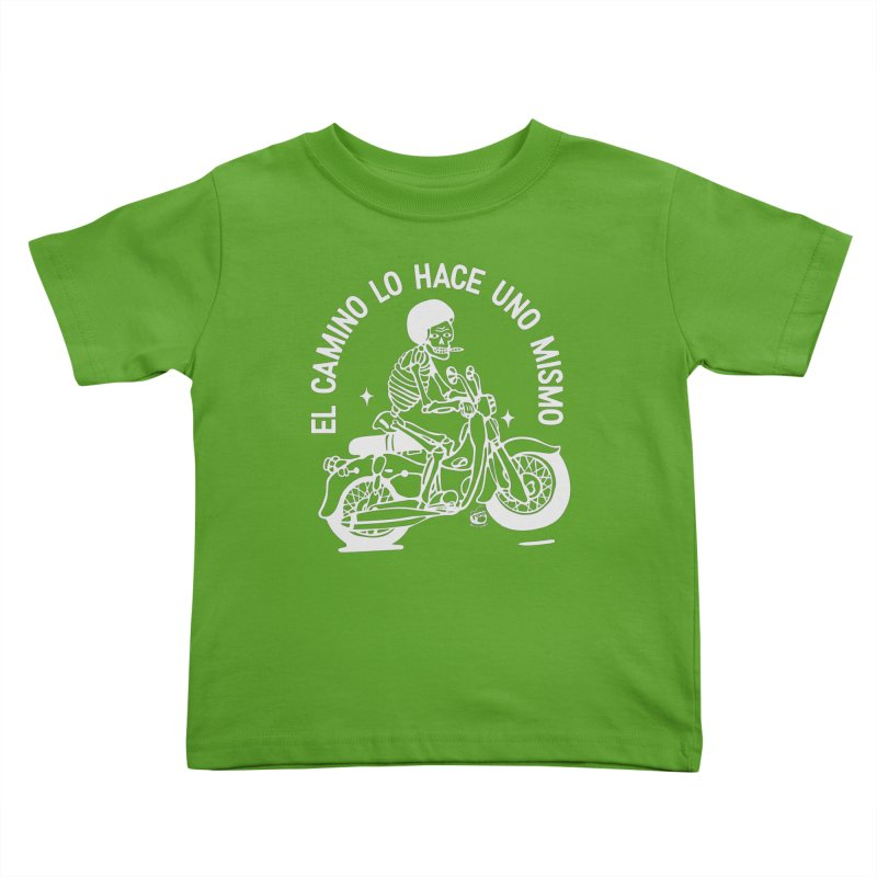 EL CAMINO Kids Toddler T-Shirt by Mico Jones Artist Shop
