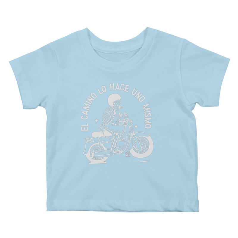 EL CAMINO Kids Baby T-Shirt by Mico Jones Artist Shop