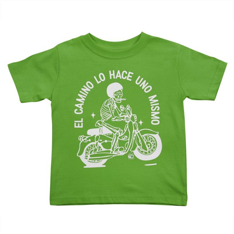 EL CAMINO Kids Toddler T-Shirt by Mico Jones Artist Shop