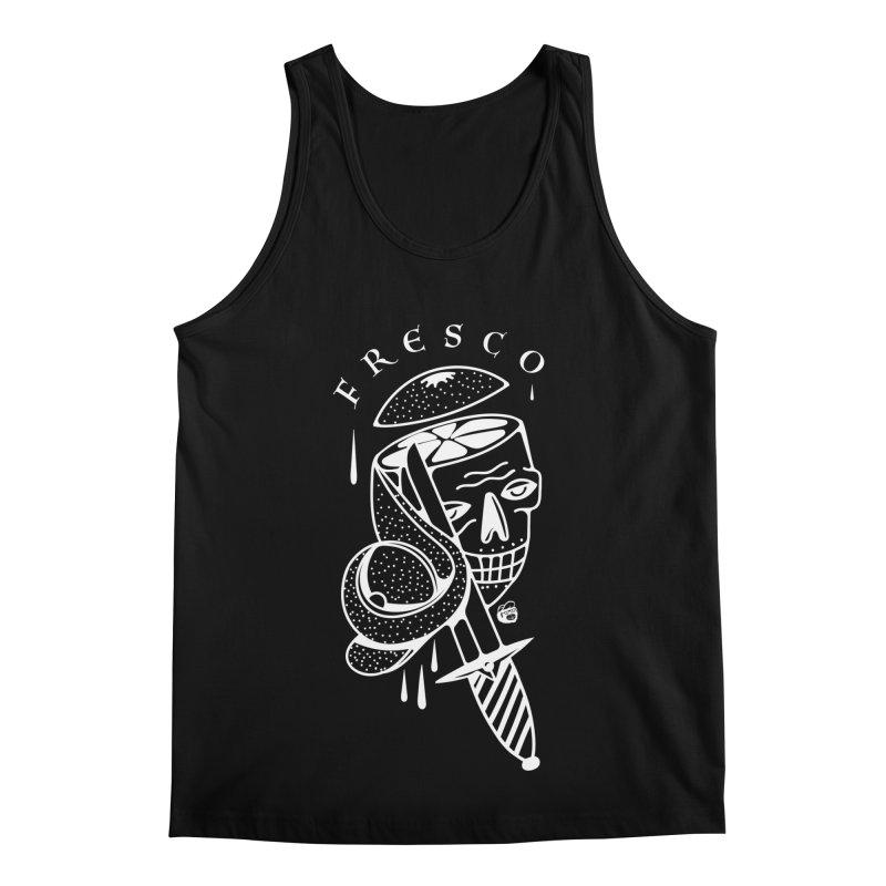 BLACKFRESCO Men's Regular Tank by Mico Jones Artist Shop