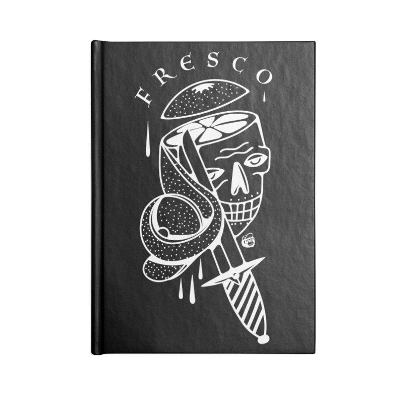 BLACKFRESCO Accessories Notebook by Mico Jones Artist Shop