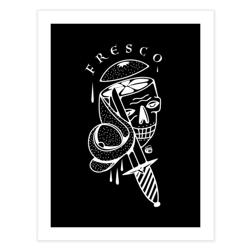 BLACKFRESCO Home Fine Art Print by Mico Jones Artist Shop