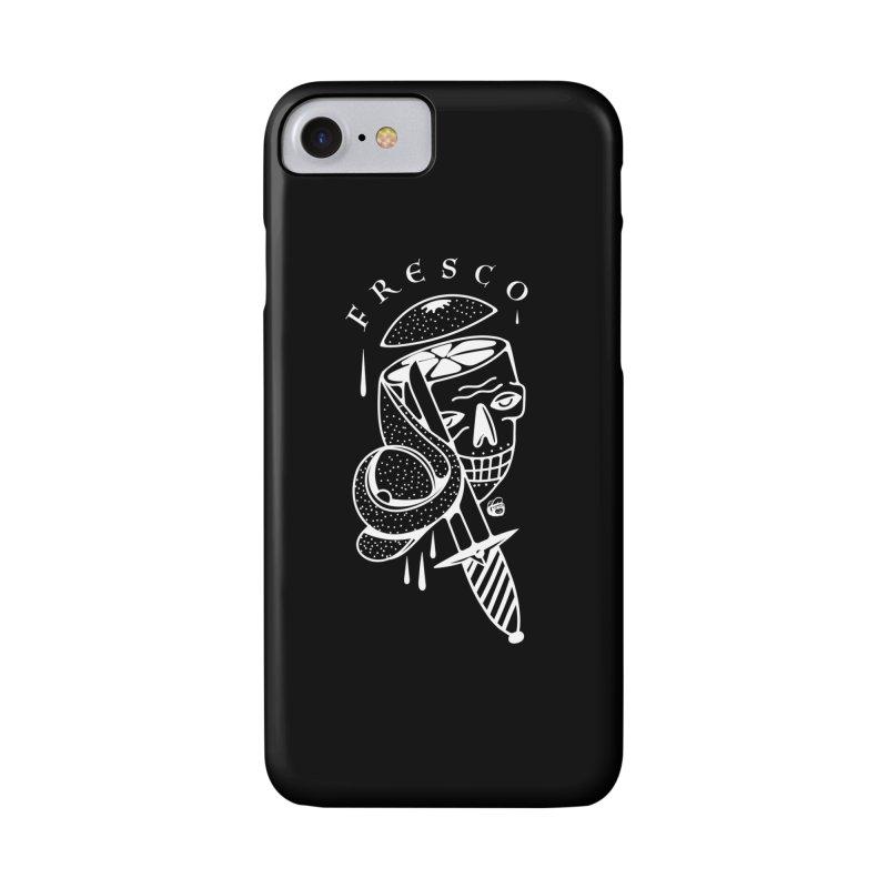 BLACKFRESCO Accessories Phone Case by Mico Jones Artist Shop