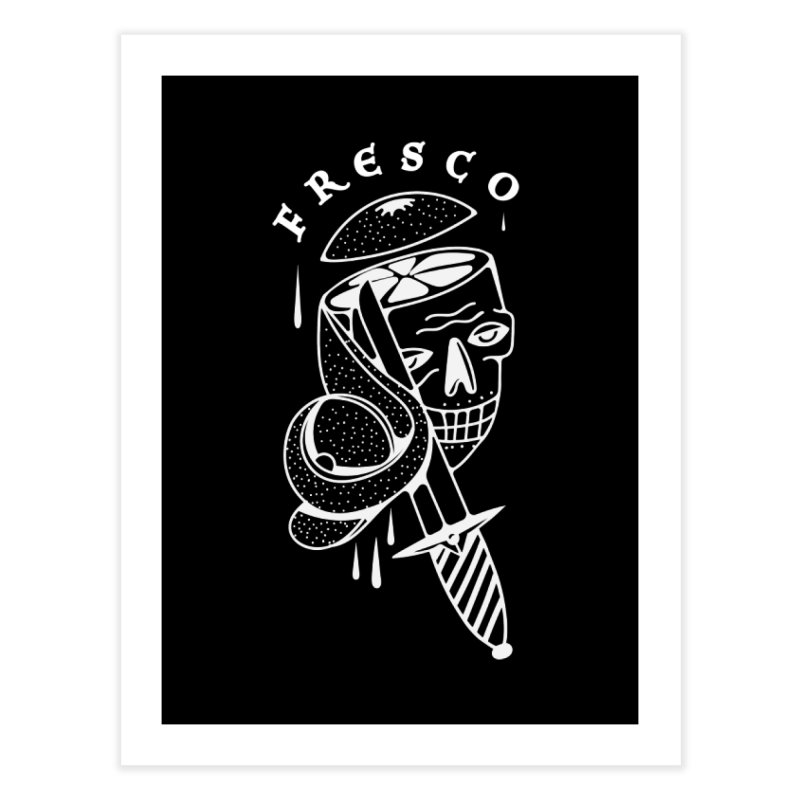 FRESCO Home Fine Art Print by Mico Jones Artist Shop