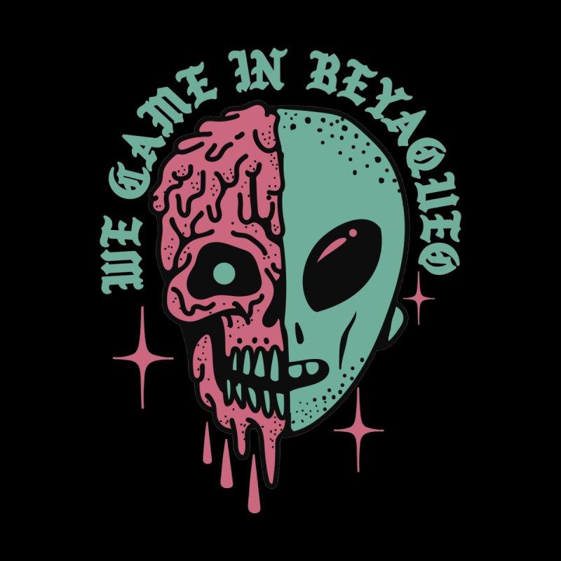 WE CAME IN BEYAQUEO Women's Longsleeve T-Shirt by Mico Jones Artist Shop