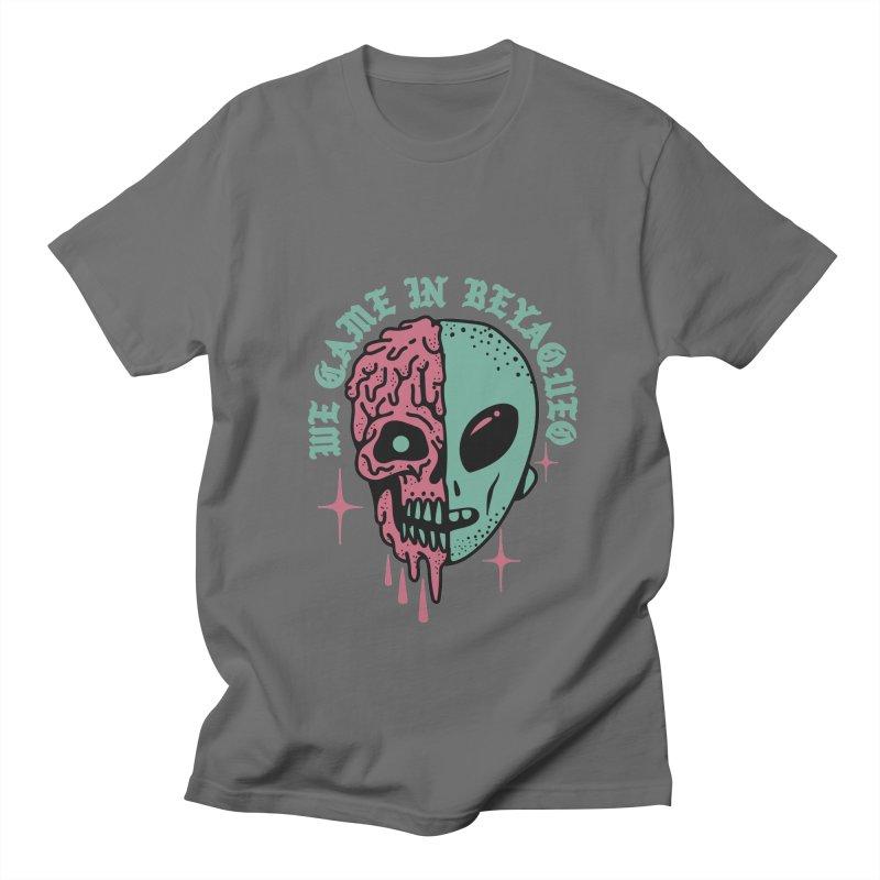 WE CAME IN BEYAQUEO Men's T-Shirt by Mico Jones Artist Shop