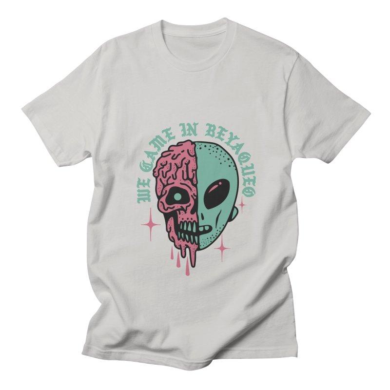 WE CAME IN BEYAQUEO Women's Regular Unisex T-Shirt by Mico Jones Artist Shop
