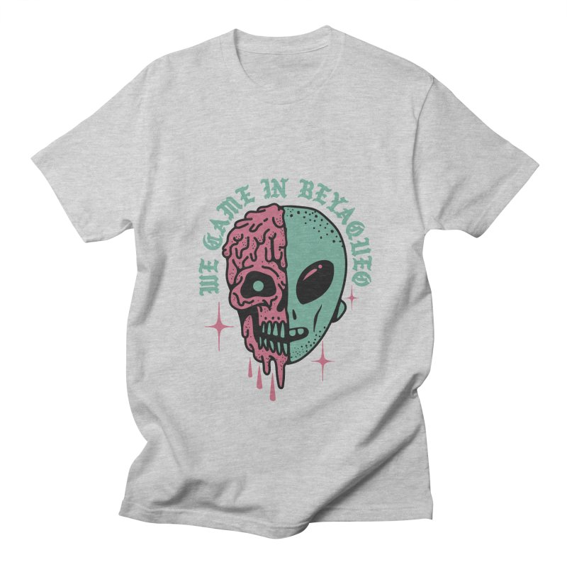 WE CAME IN BEYAQUEO Women's Unisex T-Shirt by Mico Jones Artist Shop