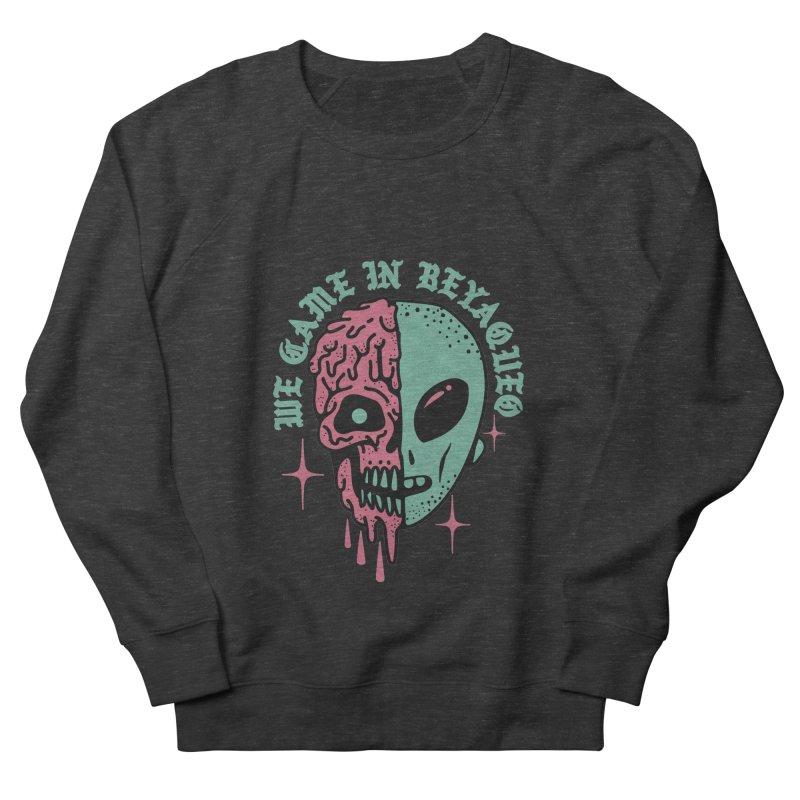 WE CAME IN BEYAQUEO Women's Sweatshirt by Mico Jones Artist Shop