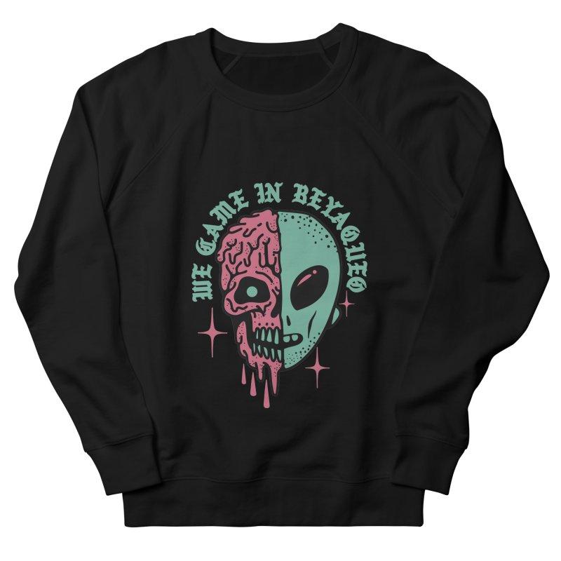 WE CAME IN BEYAQUEO Men's Sweatshirt by Mico Jones Artist Shop