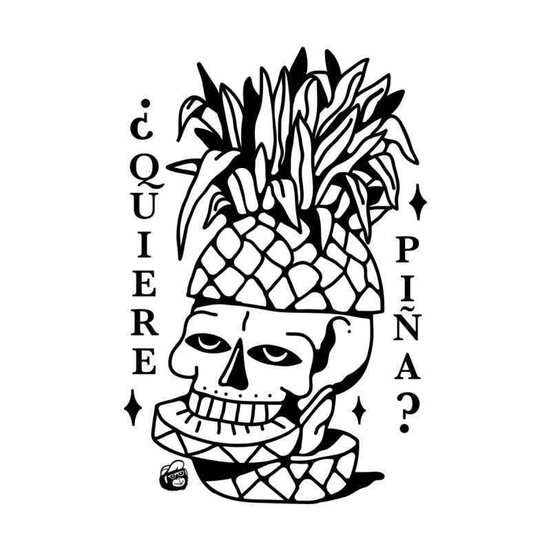 do you want pineapple Women's Tank by Mico Jones Artist Shop