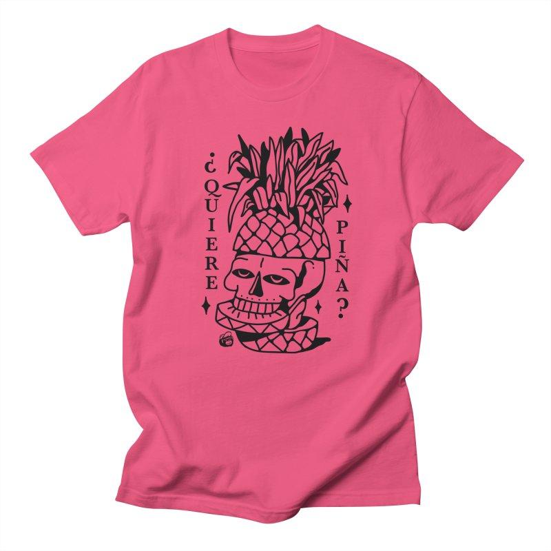 do you want pineapple Men's T-Shirt by Mico Jones Artist Shop