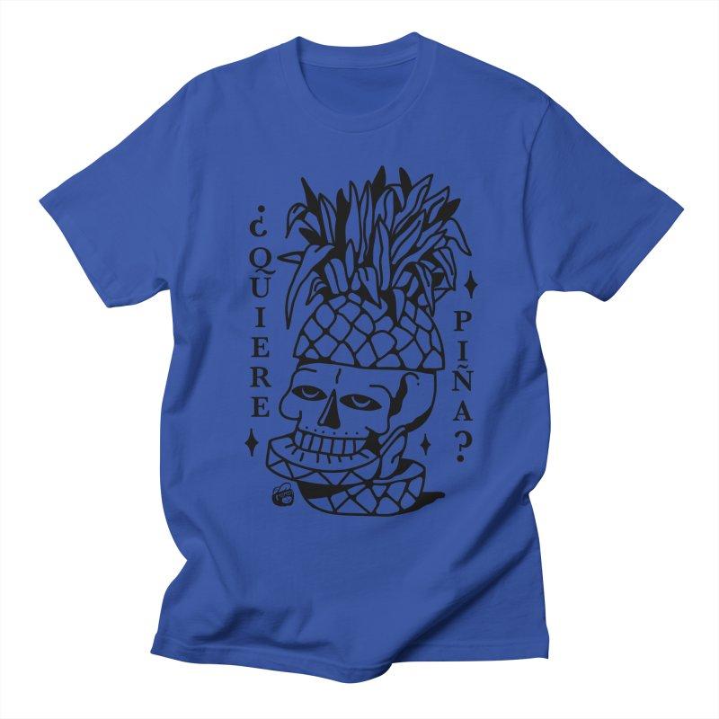 do you want pineapple Men's Regular T-Shirt by Mico Jones Artist Shop
