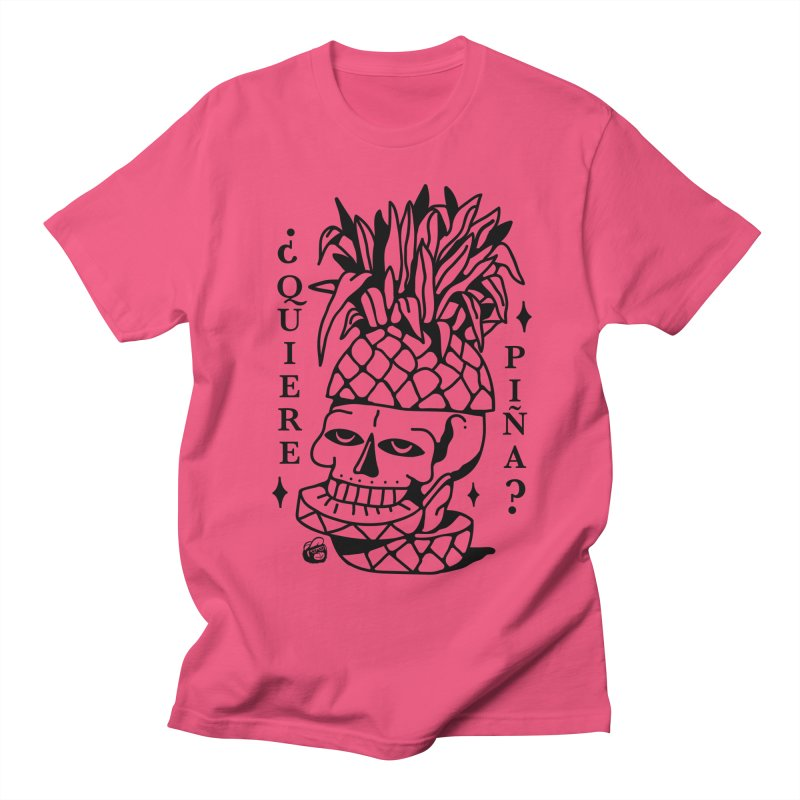 do you want pineapple Men's T-Shirt by Mico Jones Artist Shop