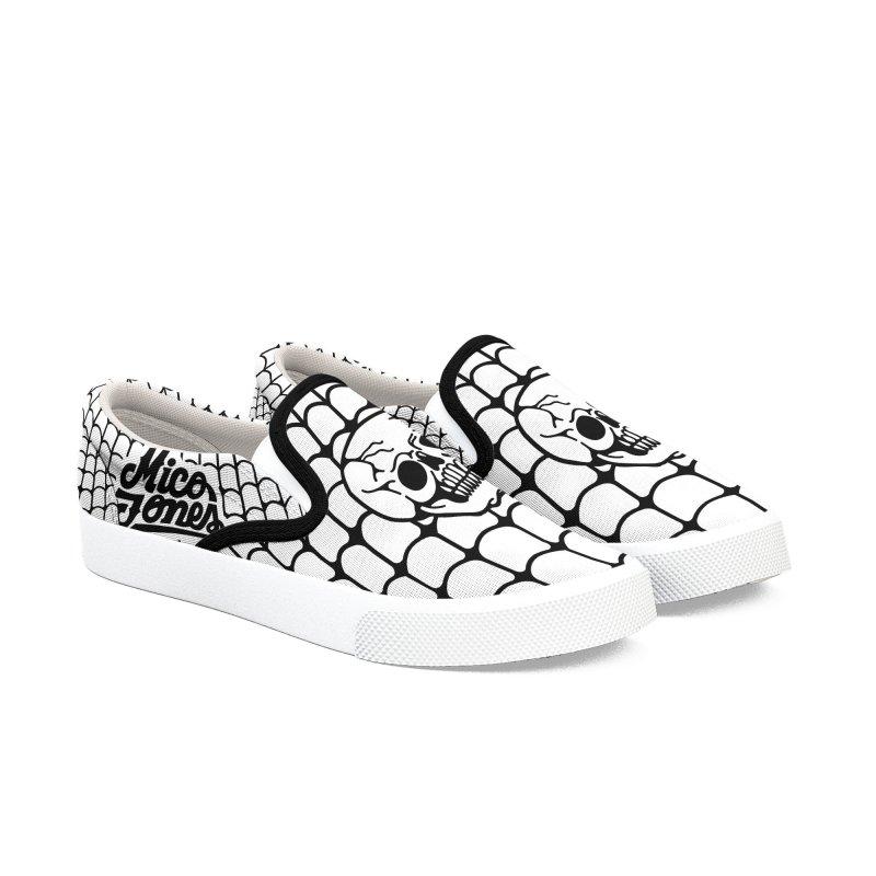 JOINT Men's Slip-On Shoes by Mico Jones Artist Shop