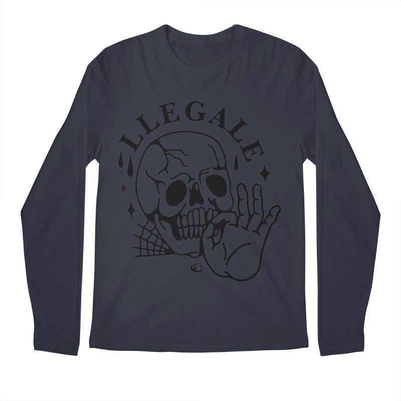 JOINT Men's Regular Longsleeve T-Shirt by Mico Jones Artist Shop