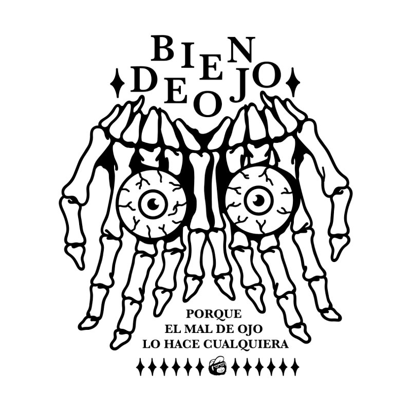 Bien de Ojo Men's T-Shirt by Mico Jones Artist Shop