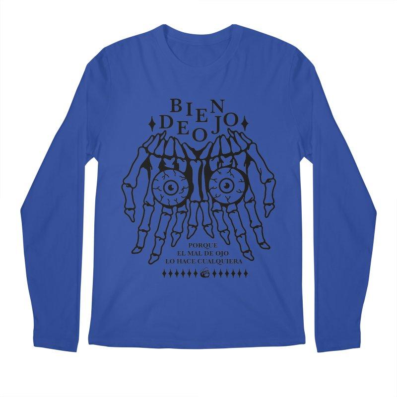 Bien de Ojo Men's Regular Longsleeve T-Shirt by Mico Jones Artist Shop
