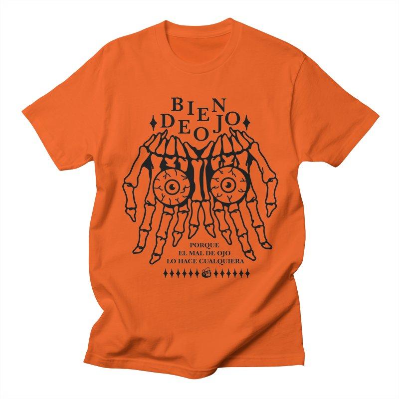 Bien de Ojo Men's Regular T-Shirt by Mico Jones Artist Shop