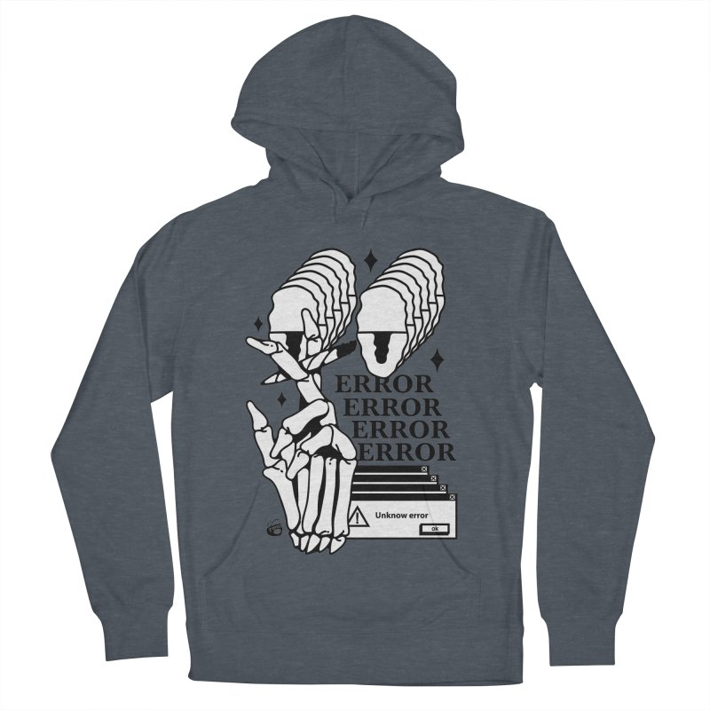 420 Men's French Terry Pullover Hoody by Mico Jones Artist Shop