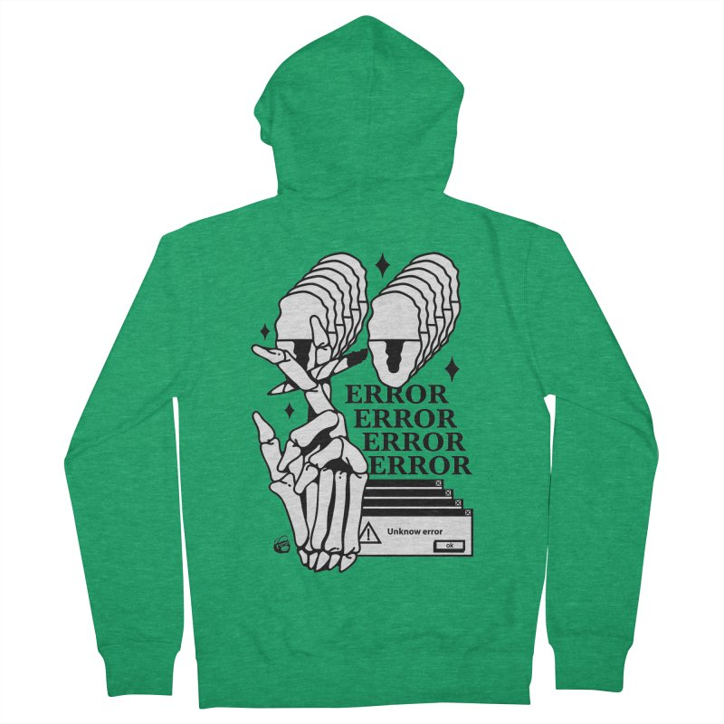 420 Women's Zip-Up Hoody by Mico Jones Artist Shop