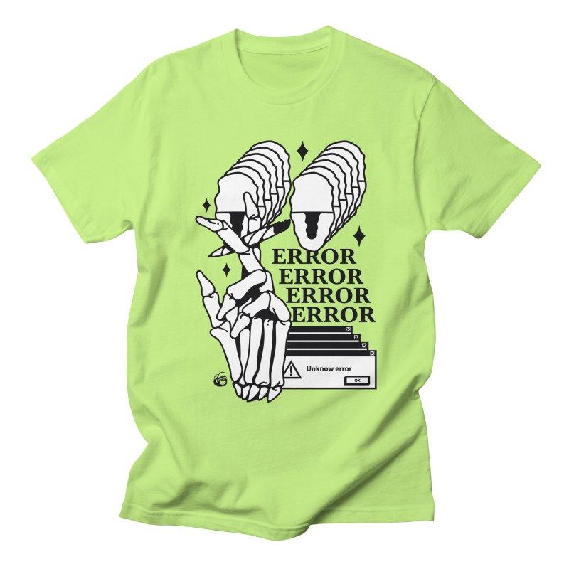 420 Men's Regular T-Shirt by Mico Jones Artist Shop