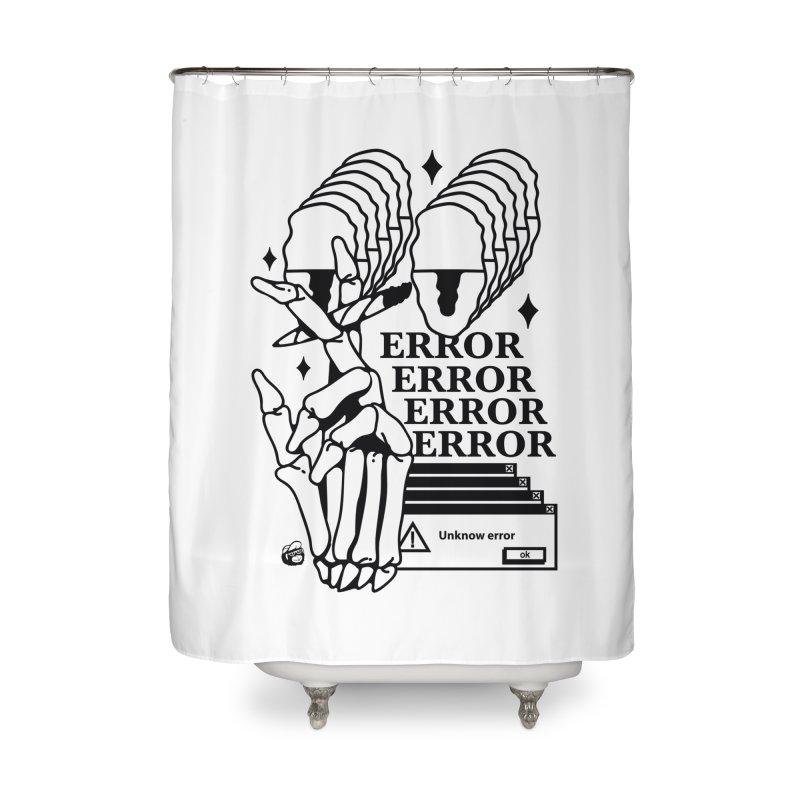 420 Home Shower Curtain by Mico Jones Artist Shop