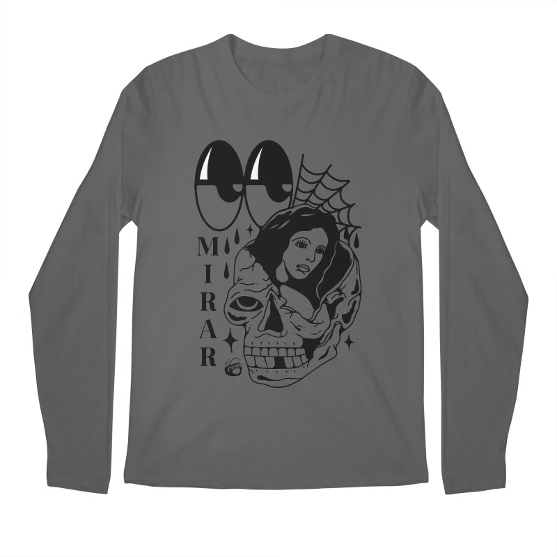 TE LLEVO Men's Longsleeve T-Shirt by Mico Jones Artist Shop